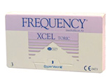 Frequency Xcel Toric XR 3/box
