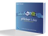 Proclear 1 day 90/box
